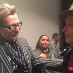 Gary Oldman in the DARKEST HOUR and what he told me…